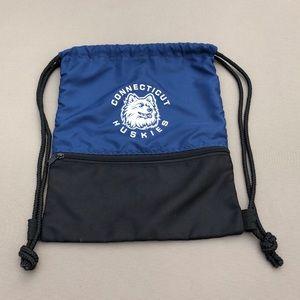 Other - VTG UConn Drawstring Bookbag